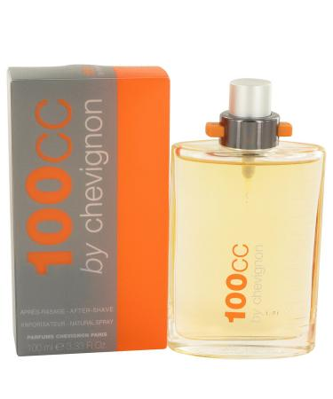 100cc by Chevignon For Men - After Shave 98 ml