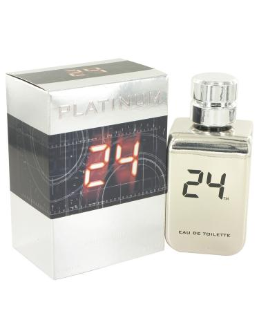 24 Platinum The Fragrance by ScentStory For Men