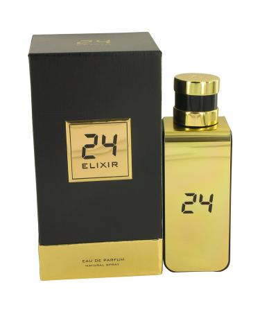 24 Gold Elixir by ScentStory For Men - Eau De Parfum Spray 100 ml