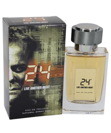 24 Live Another Night by ScentStory For Men - Eau De Toilette Spray 50 ml
