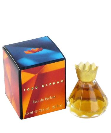 TODD OLDHAM by Todd Oldham For Women - Mini EDP 6 ml