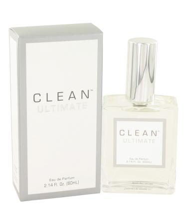 Clean Ultimate by Clean For Women - Eau De Parfum Spray 63 ml