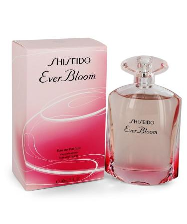Shiseido Ever Bloom by Shiseido For Women - Eau De Parfum Spray 90 ml