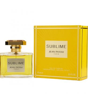SUBLIME by Jean Patou For Women