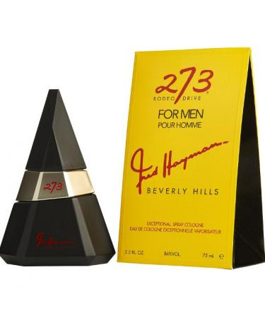 273 by Fred Hayman For Men - Cologne Spray 75 ml
