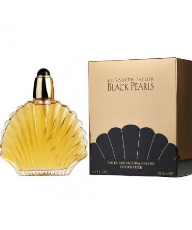 BLACK PEARLS by Elizabeth Taylor For Women - Eau De Parfum Spray 100 ml