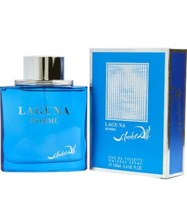 LAGUNA by Salvador Dali For Men - Eau De Toilette Spray 100 ml