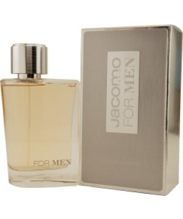 Jacomo Silver by Jacomo For Men - Eau De Toilette Spray 100 ml