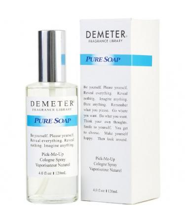 Demeter Pure Soap by Demeter For Women - Cologne Spray 120 ml