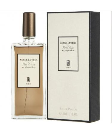 Five O'Clock Au Gingembre by Serge Lutens For Men - Eau De Parfum Spray (Unisex) 50 ml