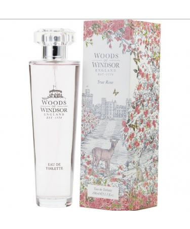 True Rose by Woods of Windsor For Women