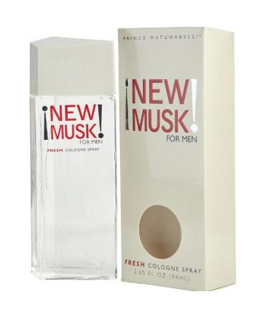 New Musk by Prince Matchabelli For Men - Cologne Spray 83 ml