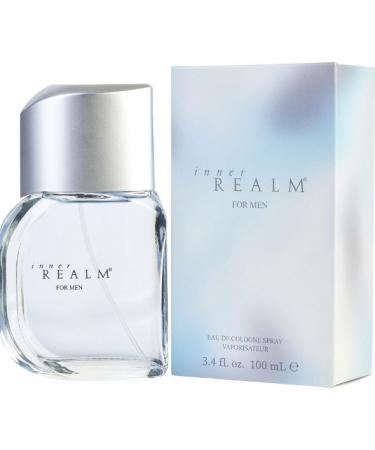 Inner Realm by Erox For Men - Eau De Cologne Spray (New Packaging) 100 ml
