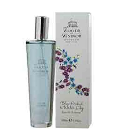 Blue Orchid & Water Lily by Woods of Windsor For Women