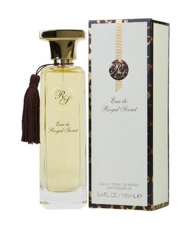 Eau De Royal Secret by Five Star Fragrance Co. For Women - Eau De Toilette Spray 100 ml