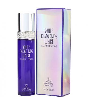 White Diamonds Lustre by Elizabeth Taylor For Women - Eau De Toilette Spray 100 ml