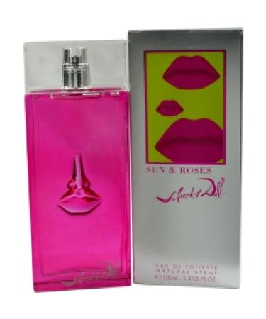 Salvador Dali Sun & Roses by Salvador Dali For Women - Eau De Toilette Spray 100 ml
