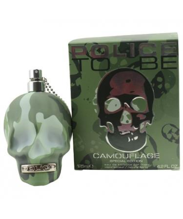Police To Be Camouflage by Police Colognes For Men - Eau De Toilette Spray (Special Edition) 125 ml