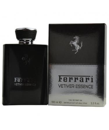 Ferrari Vetiver Essence by Ferrari For Men - Eau De Parfum Spray 100 ml