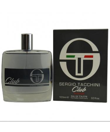 Sergio Tacchini Club Intense by Sergio Tacchini For Men - Eau De Toilette Spay 100 ml