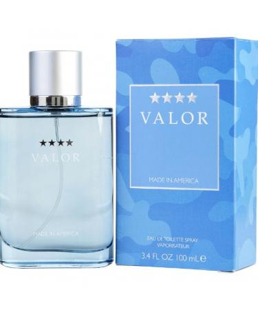 Valor by Dana For Men - Eau De Toilette Spray 100 ml