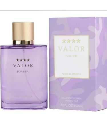 Valor by Dana For Women - Eau De Toilette Spray 100 ml
