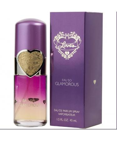 Love's Eau So Glamorous by Dana For Women - Eau De Parfum Spray 44 ml