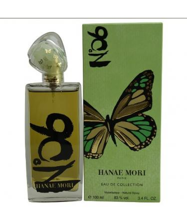Hanae Mori Eau De Collection No 6 by Hanae Mori For Women - Eau De Toilette Spray 100 ml