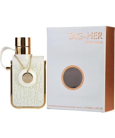 Armaf Tag Her by Armaf For Women - Eau De Parfum Spray 100 ml