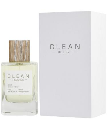 Clean Smoked Vetiver by Clean For Women - Eau De Parfum Spray 100 ml