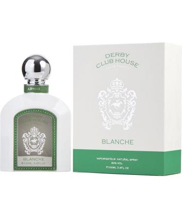 Armaf Derby Blanche White by Armaf For Men - Eau De Toilette Spray 100 ml