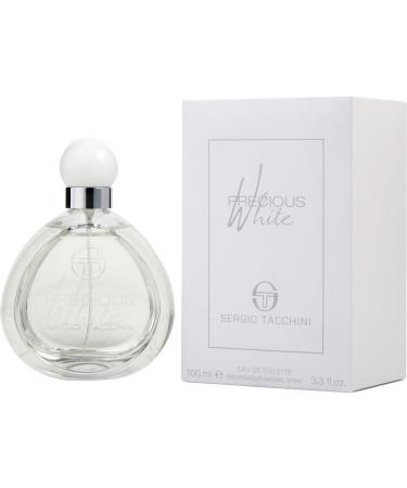 Sergio Tacchini Precious White by Sergio Tacchini For Women - Eau De Toilette Spray 100 ml