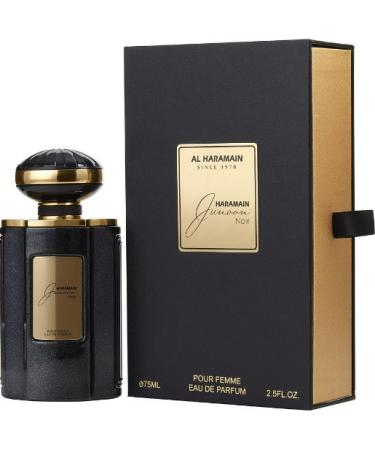 Al Haramain Junoon Noir by Al Haramain For Women - Eau De Parfum Spray 75 ml