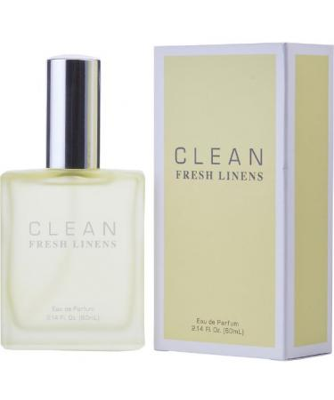 Clean Fresh Linens by Clean For Women - Eau De Parfum Spray 63 ml