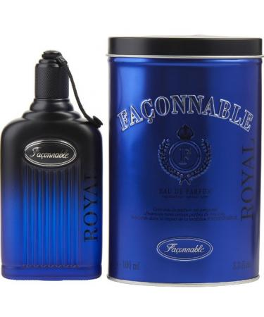 Faconnable Royal by Faconnable For Men - Eau De Parfum Spray 100 ml