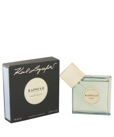 Kapsule Light by Karl Lagerfeld For Women - Eau De Toilette Spray 75 ml