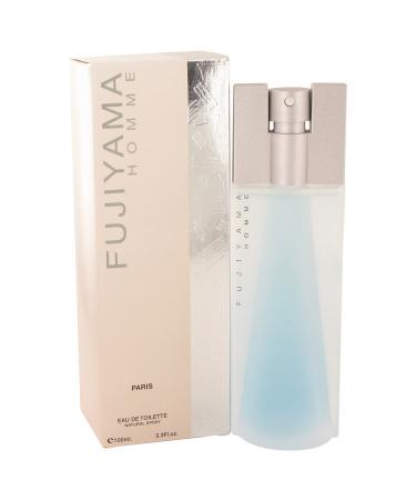 FUJIYAMA by Succes de Paris For Men - Eau De Toilette Spray 100 ml