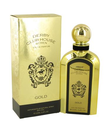 Armaf Derby Club House Gold by Armaf For Women - Eau De Parfum Spray 100 ml