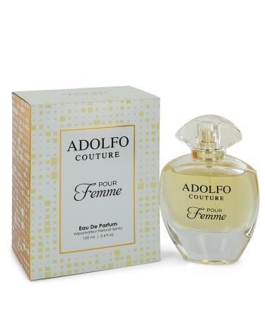 Adolfo Couture Pour Femme by Adolfo For Women - Eau De Parfum Spray 100 ml