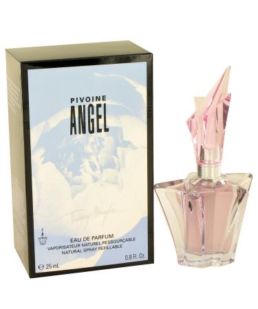 Angel Peony by Thierry Mugler For Women - Eau De Parfum Spray Refillable 24 ml