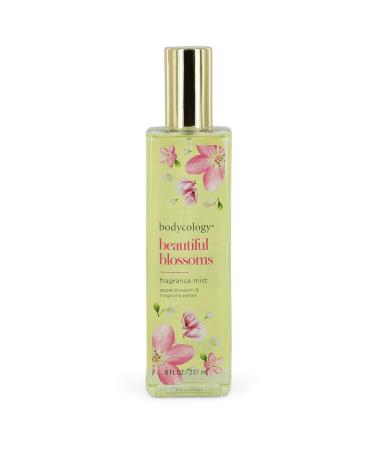 Bodycology Beautiful Blossoms by Bodycology For Women - Fragrance Mist Spray 240 ml