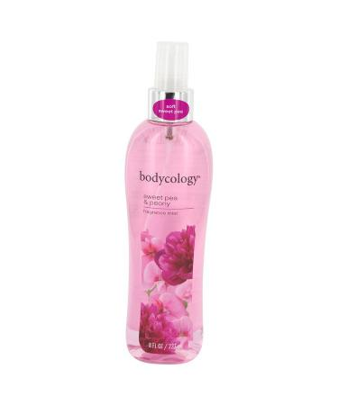 Bodycology Sweet Pea & Peony by Bodycology For Women - Fragrance Mist 240 ml