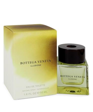 Bottega Veneta Illusione by Bottega Veneta For Men - Eau De Toilette Spray 50 ml