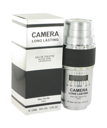 CAMERA LONG LASTING by Max Deville For Men