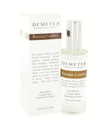 Demeter Russian Leather by Demeter For Women - Cologne Spray 120 ml