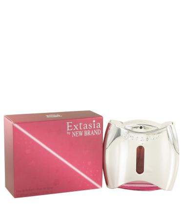 Extasia by New Brand For Women - Eau De Parfum Spray 100 ml