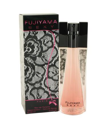 Fujiyama Sexy by Succes de Paris For Women - Eau De Toilette Spray 100 ml