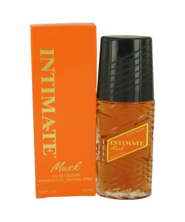 Intimate Musk by Jean Philippe For Women - Eau De Cologne Natural Spray 106 ml
