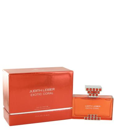 Judith Leiber Exotic Coral by Judith Leiber For Women - Eau De Parfum Spray 75 ml