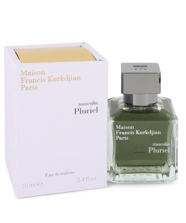 Masculin Pluriel by Maison Francis Kurkdjian For Men - Eau De Toilette Spray 71 ml